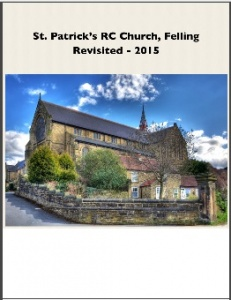 book cover - St Patrick's revisited